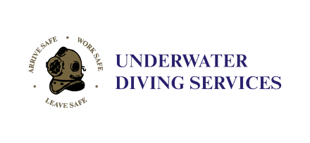 Underwater Diving Services Logo
